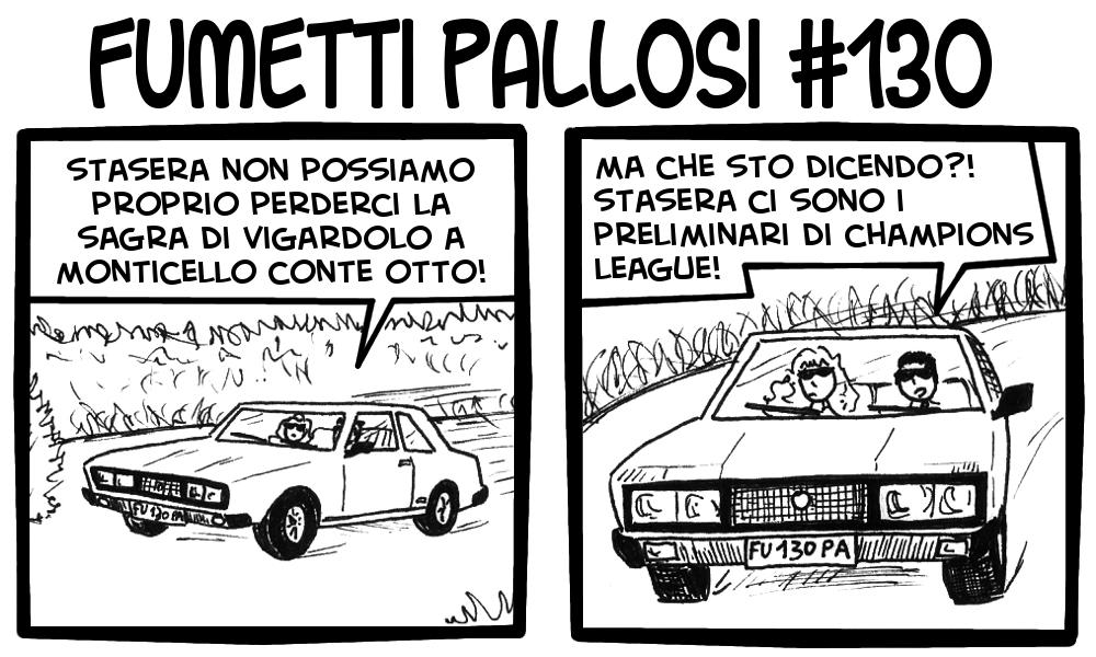 Fumetti Pallosi 130