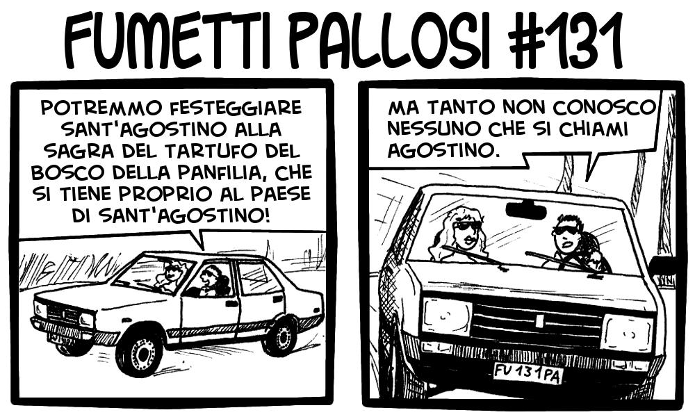 Fumetti Pallosi 131