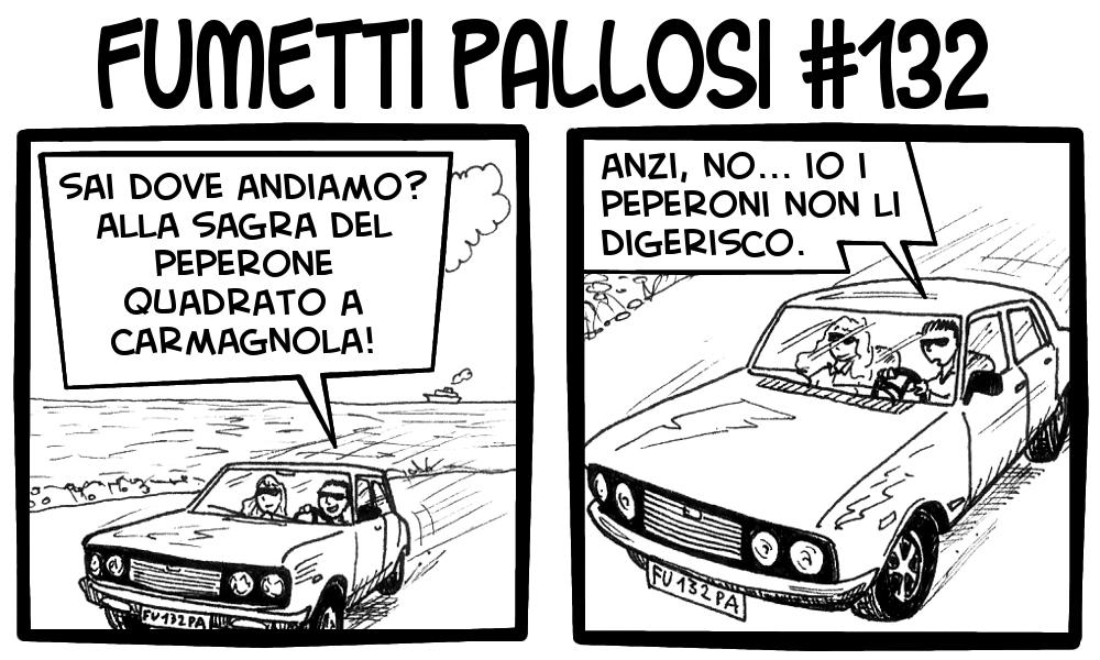 Fumetti Pallosi 132
