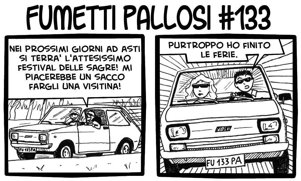 Fumetti Pallosi 133