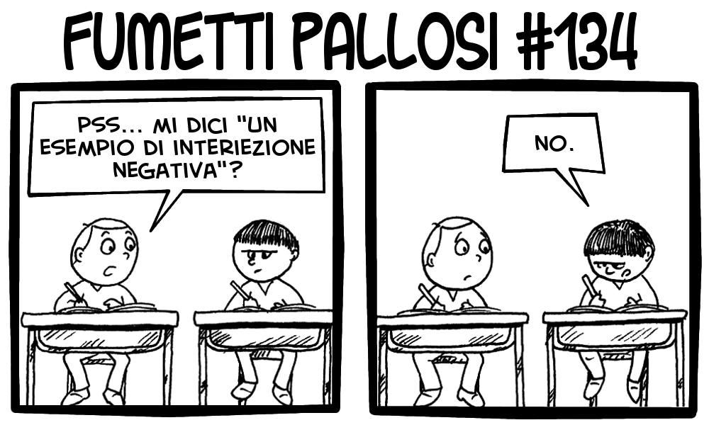 Fumetti Pallosi 134