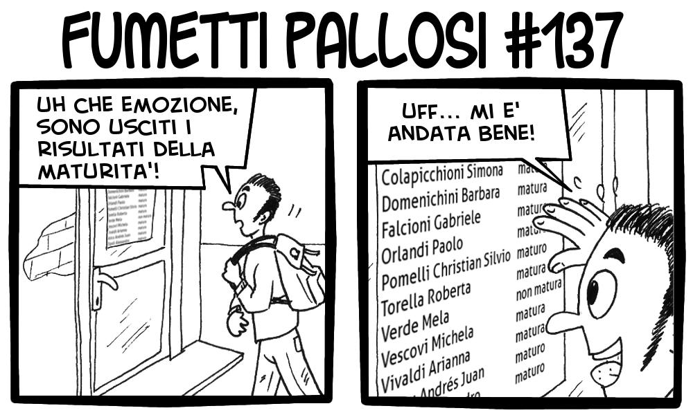 Fumetti Pallosi 137
