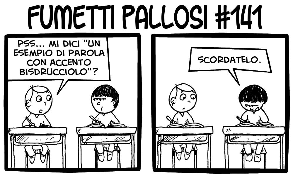 Fumetti Pallosi 141