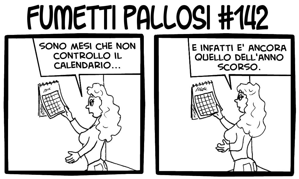 Fumetti Pallosi 142