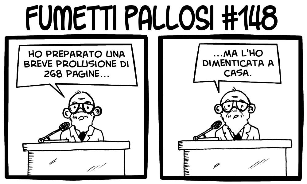 Fumetti Pallosi 148