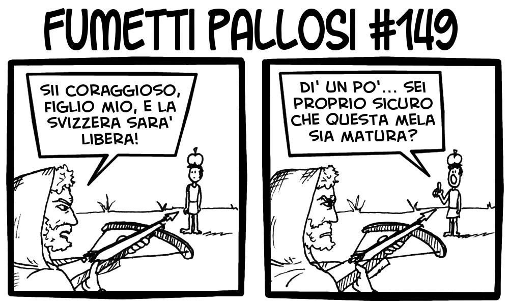 Fumetti Pallosi 149