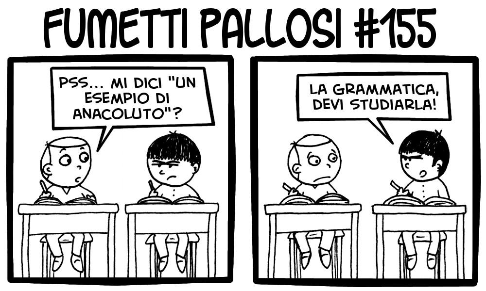Fumetti Pallosi 155