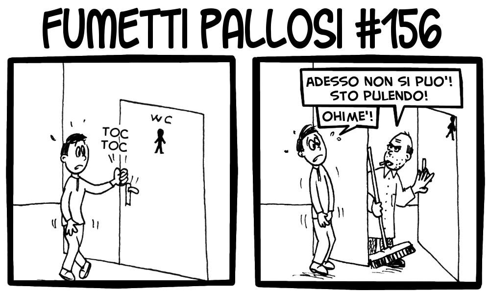 Fumetti Pallosi 156