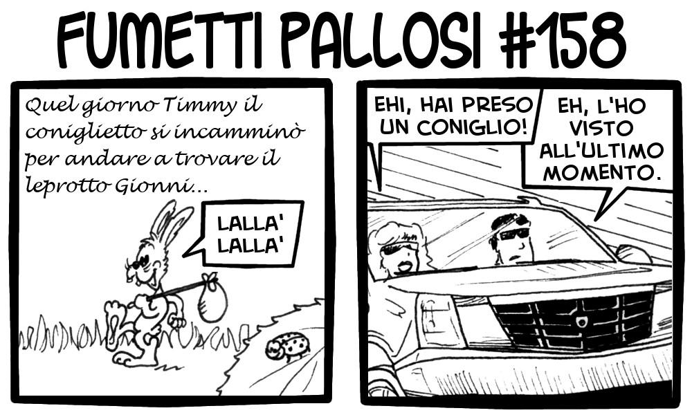 Fumetti Pallosi 158
