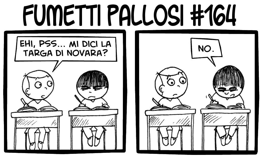 Fumetti Pallosi 164