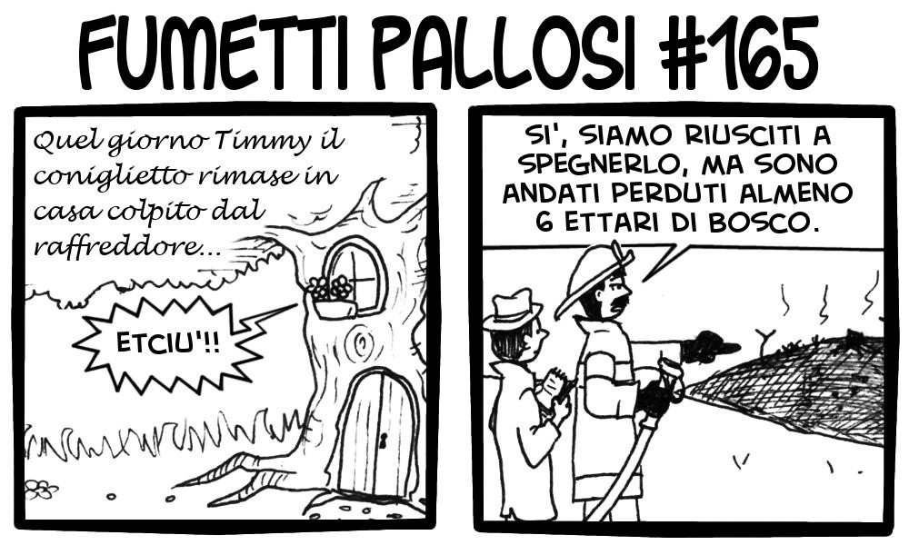 Fumetti Pallosi 165