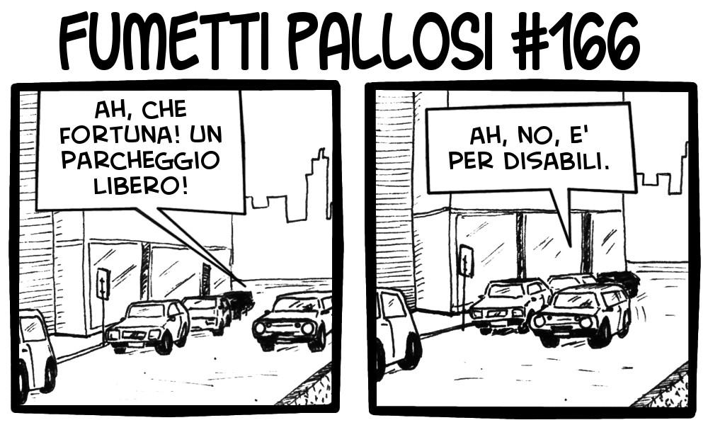 Fumetti Pallosi 166