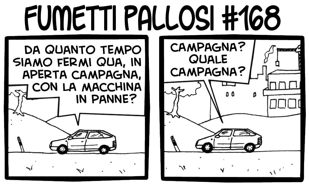 Fumetti Pallosi 168