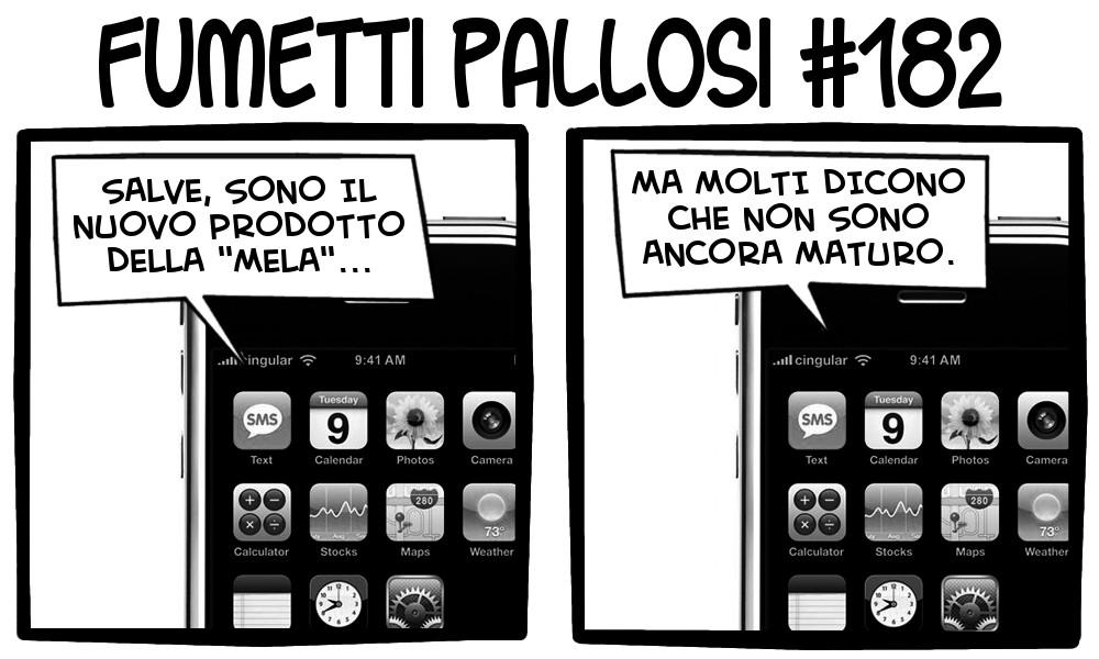 Fumetti Pallosi 182