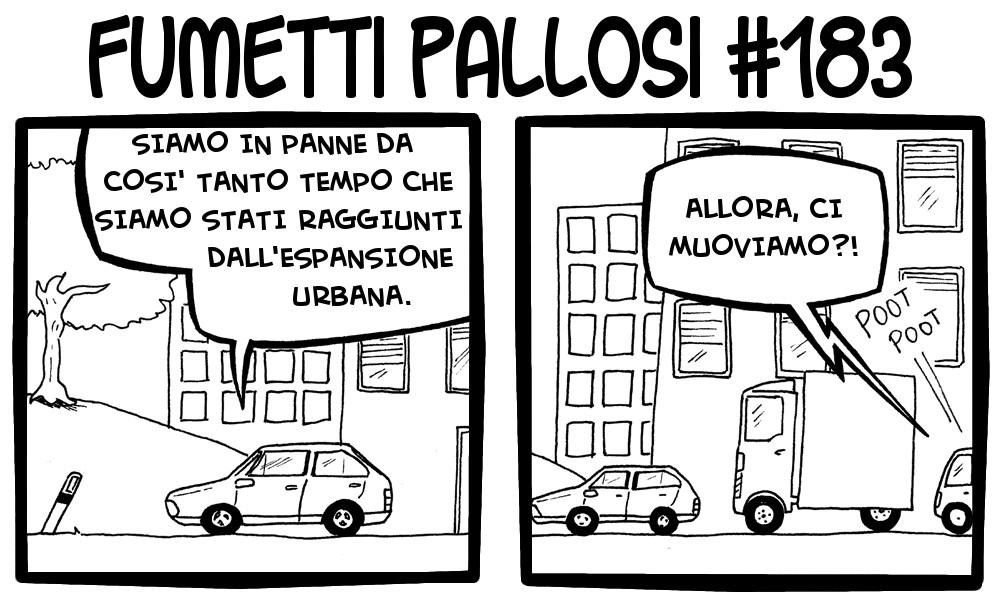 Fumetti Pallosi 183