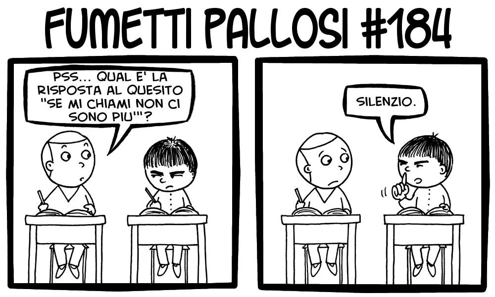 Fumetti Pallosi 184