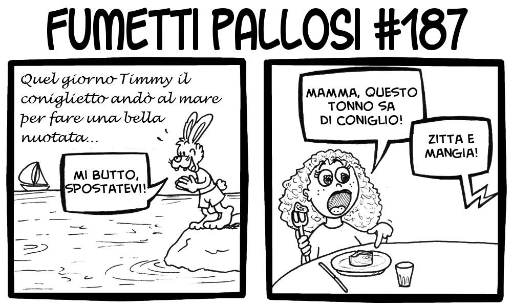 Fumetti Pallosi #187