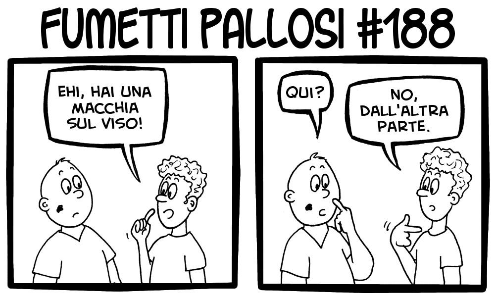 Fumetti Pallosi #188