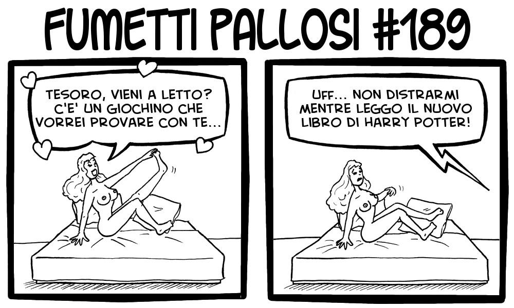 Fumetti Pallosi #189