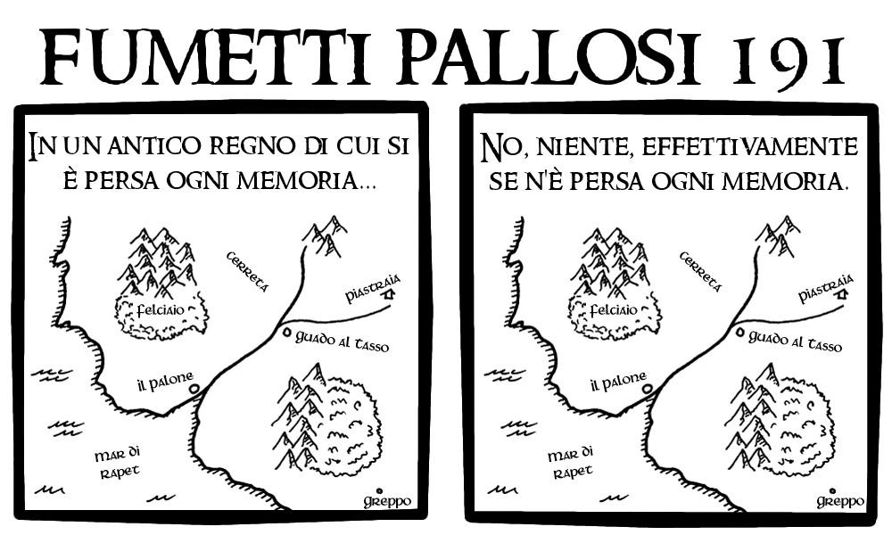 Fumetti Pallosi #191
