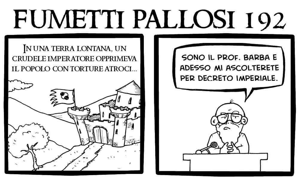 Fumetti Pallosi #192