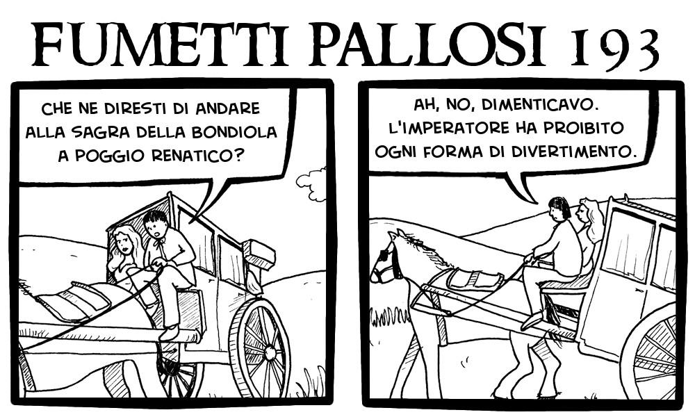 Fumetti Pallosi #193