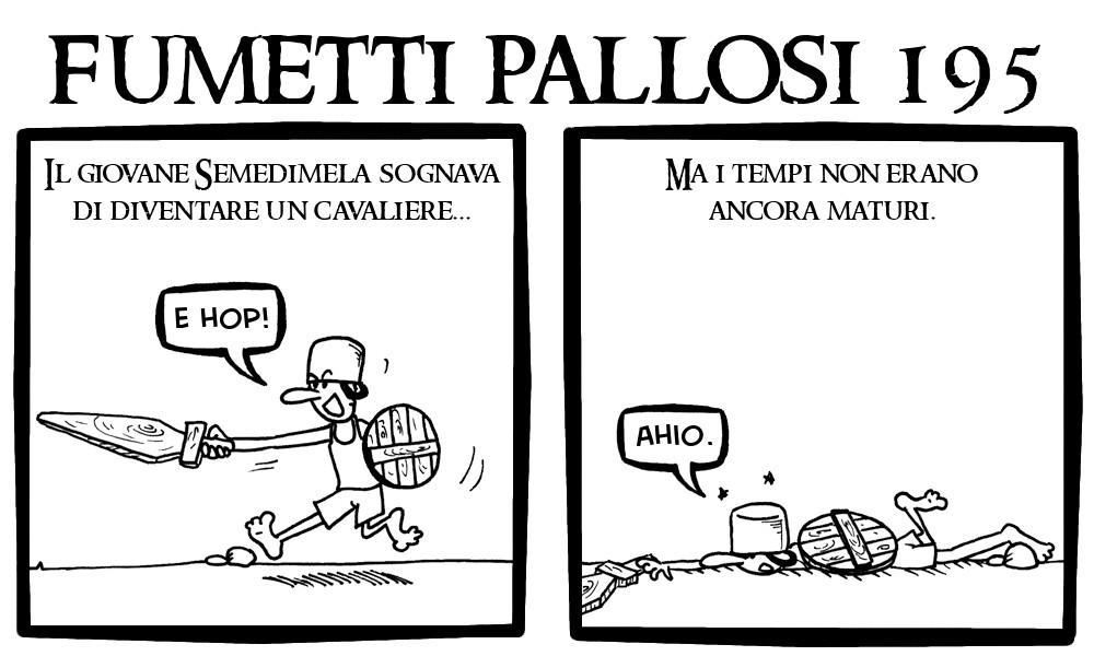 Fumetti Pallosi #195