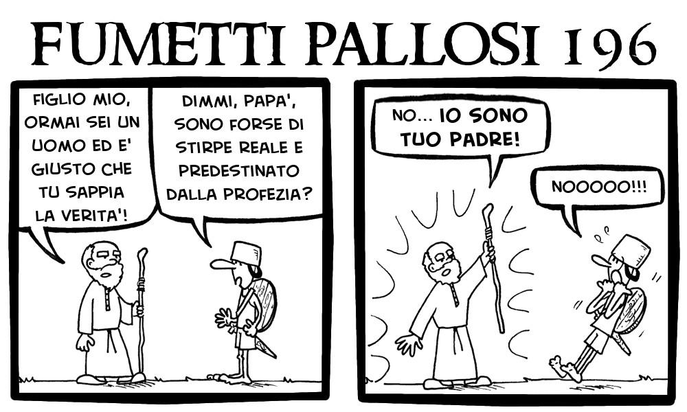Fumetti Pallosi #196