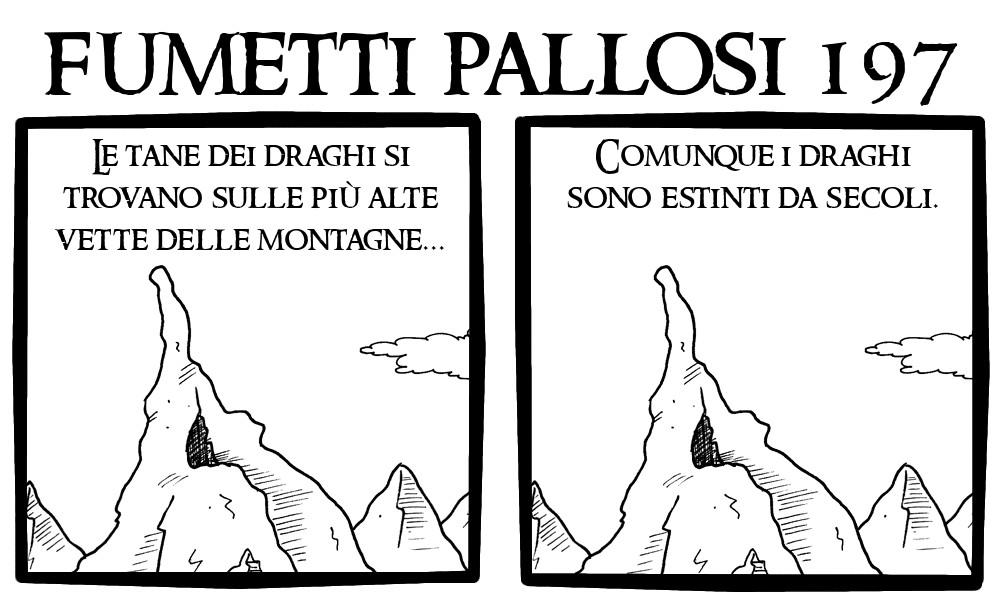 Fumetti Pallosi #197