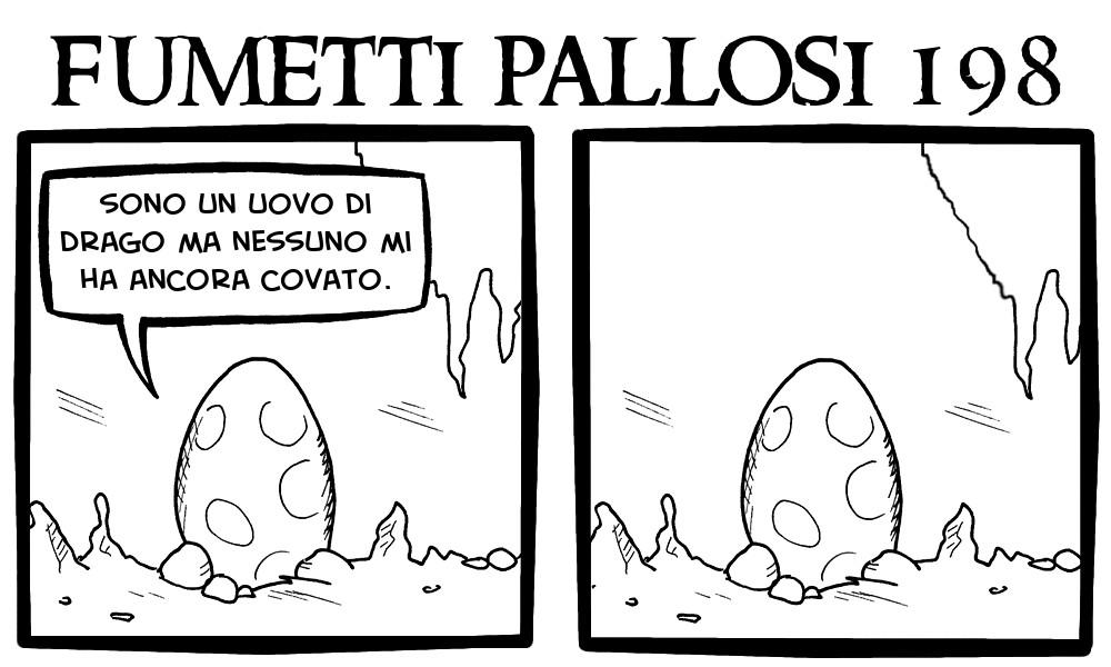 Fumetti Pallosi #198