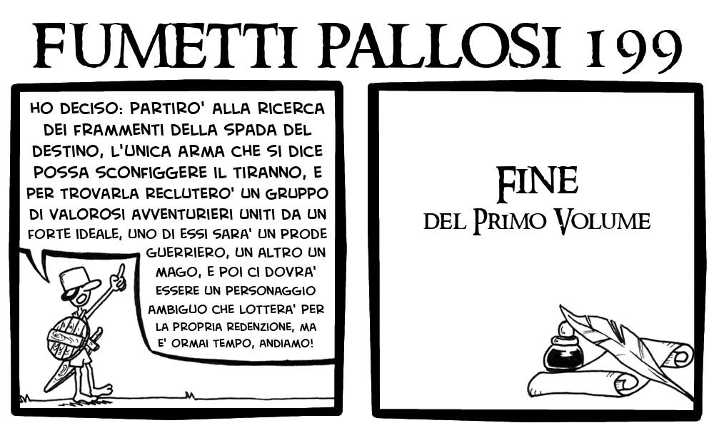 Fumetti Pallosi #199