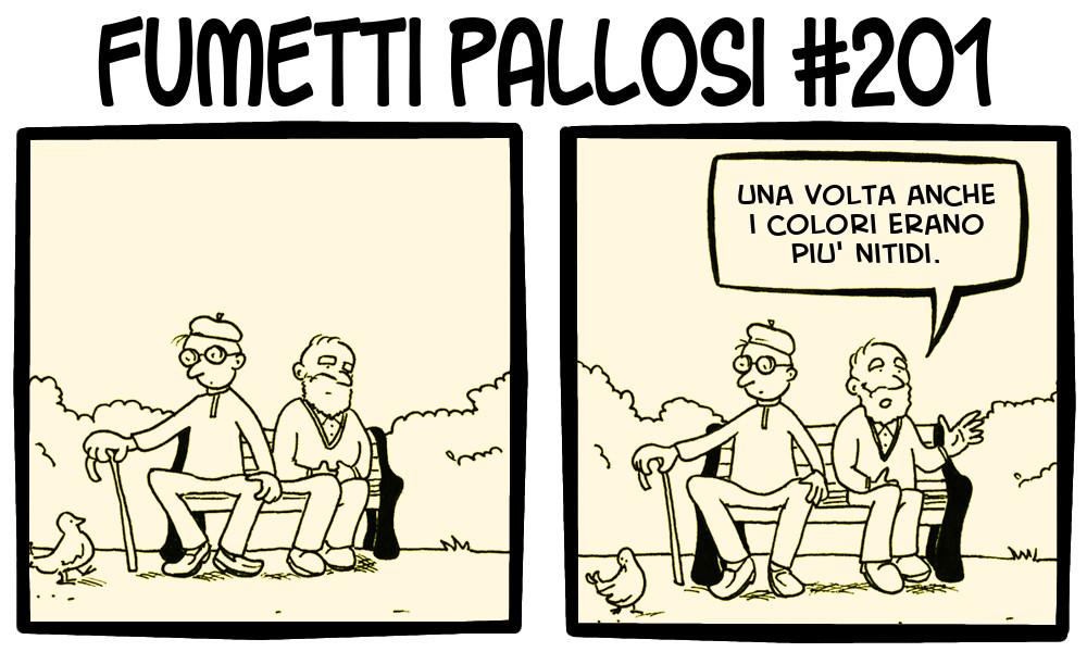 Fumetti Pallosi #201