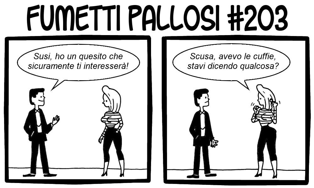 Fumetti Pallosi #203