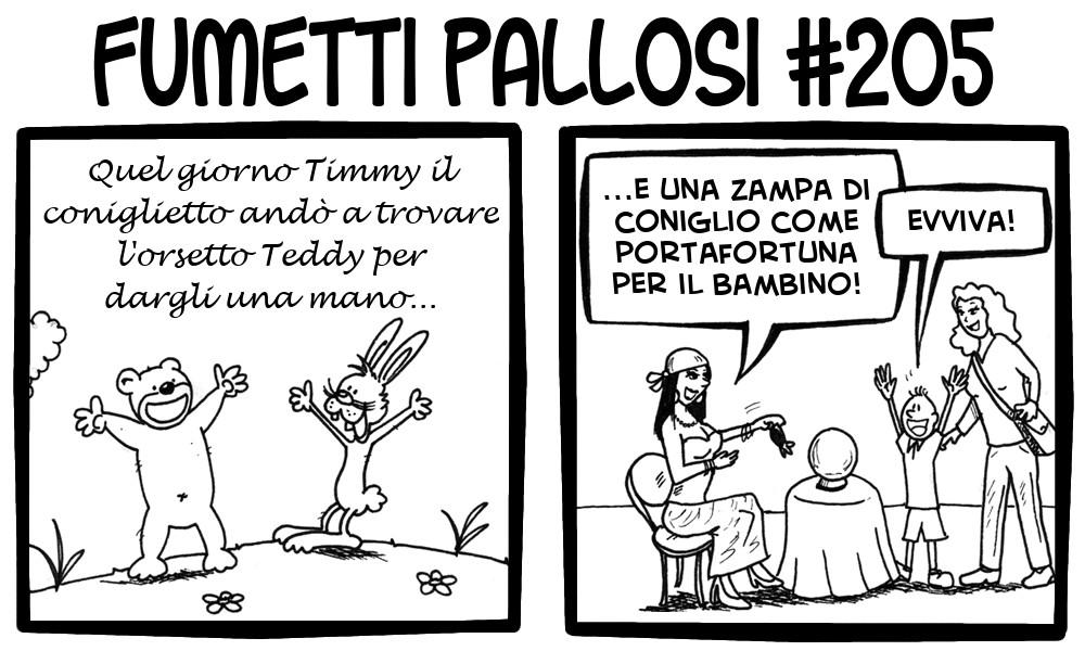 Fumetti Pallosi 205