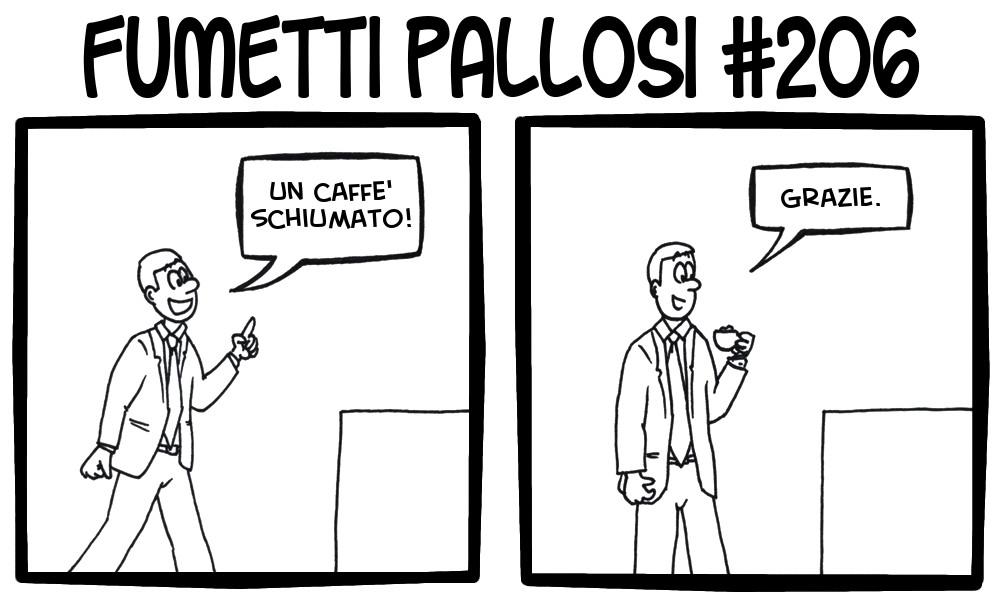 Fumetti Pallosi 206