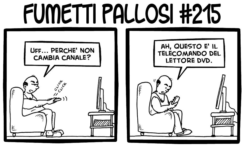 Fumetti Pallosi 215