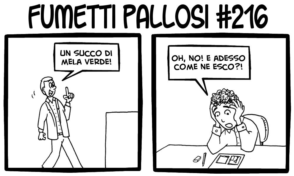 Fumetti Pallosi 216