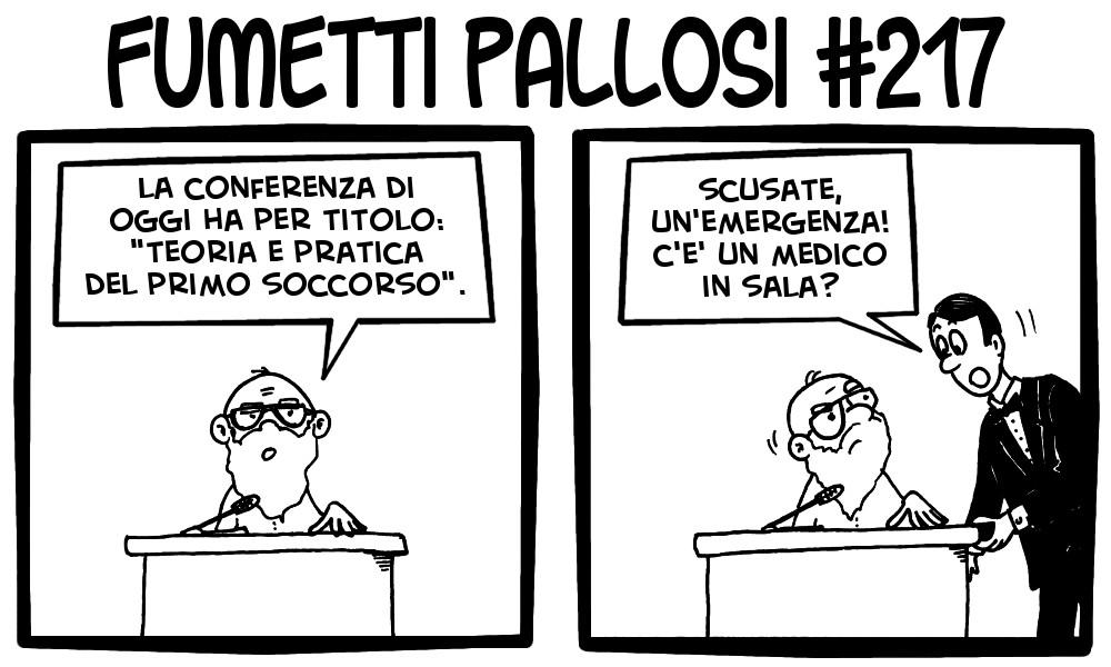 Fumetti Pallosi 217