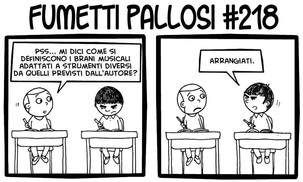 Fumetti Pallosi 218