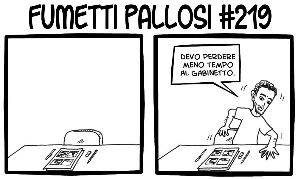 Fumetti Pallosi 219