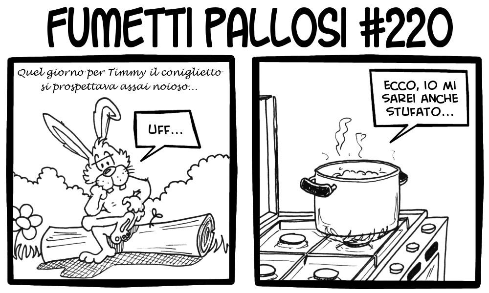 Fumetti Pallosi 220