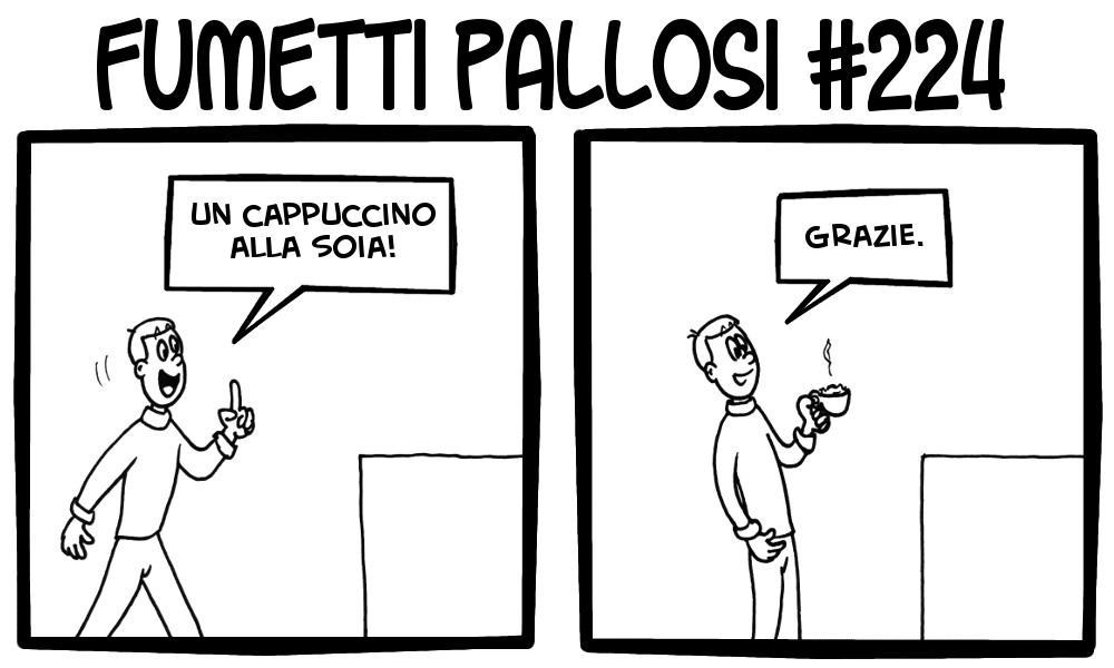 Fumetti Pallosi 224