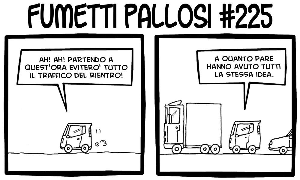 Fumetti Pallosi 225