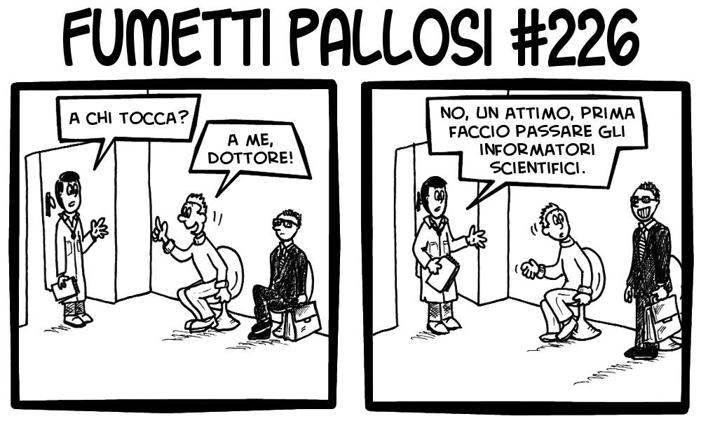 Fumetti Pallosi 226