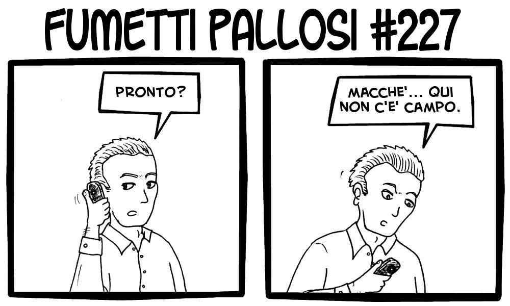 Fumetti Pallosi 227