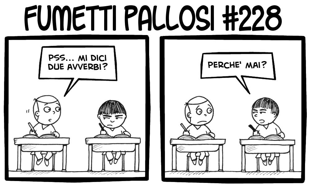 Fumetti Pallosi 228