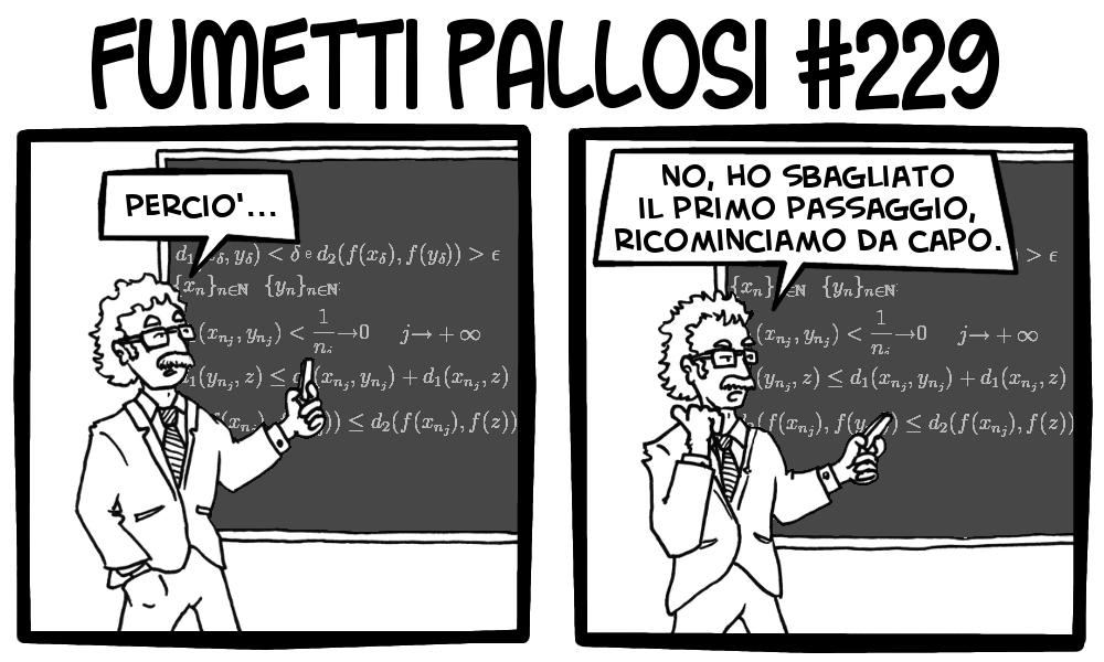 Fumetti Pallosi 229