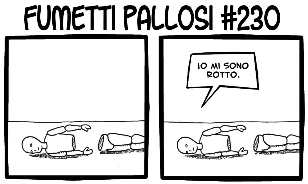 Fumetti Pallosi 230