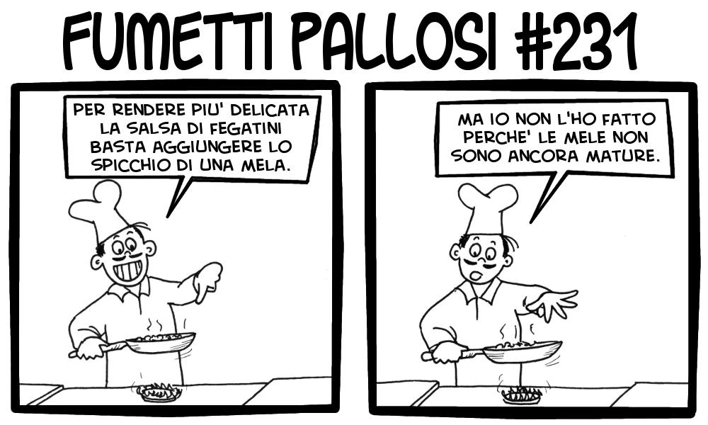 Fumetti Pallosi 231