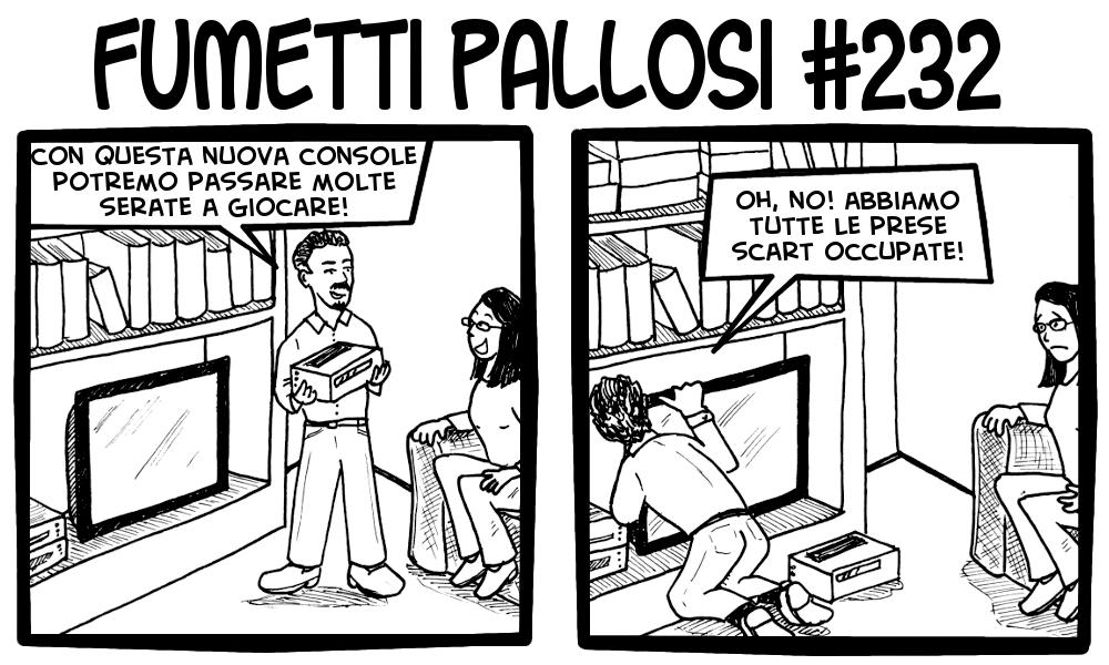 Fumetti Pallosi 232